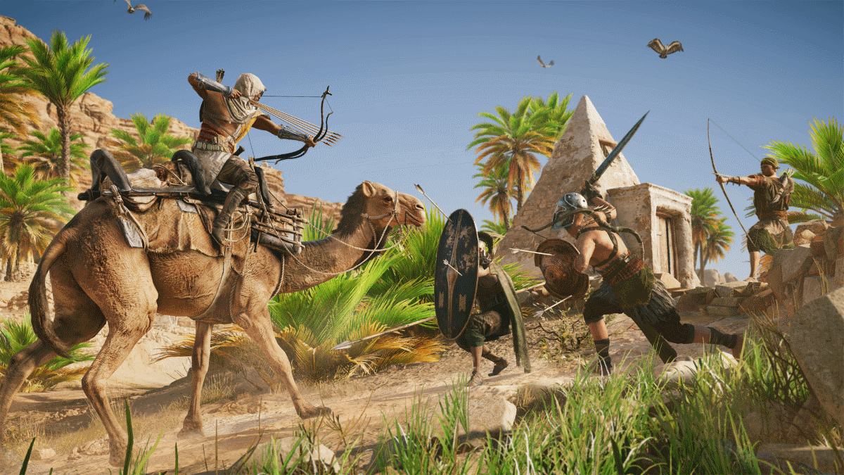 Assassin's Creed Origins - Die Discovery Tour im Launch Trailer