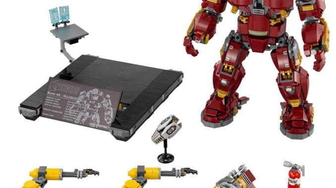 LEGO 76105 Hulkbuster Ultron Edition