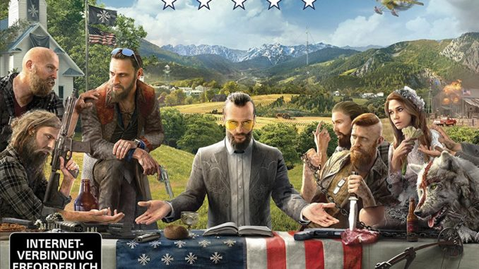 Far Cry 5 – Release Datum