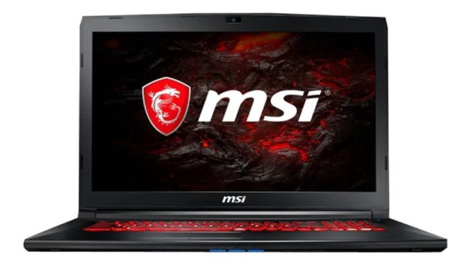MSI GL72 M – 17 Zoll Gaming Laptop für unter 1000 Euro