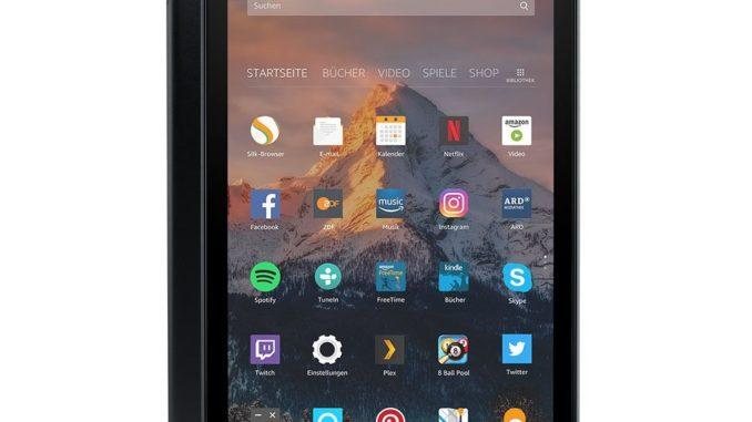 Tablet Test 2018