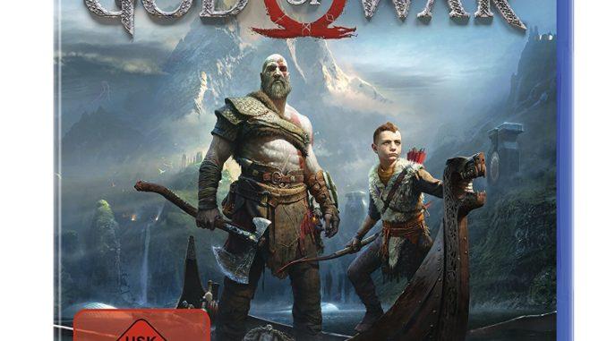 God of War 4 Release Datum