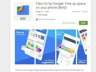 Android Go – erstes Smartphone ab sofort erhältlich