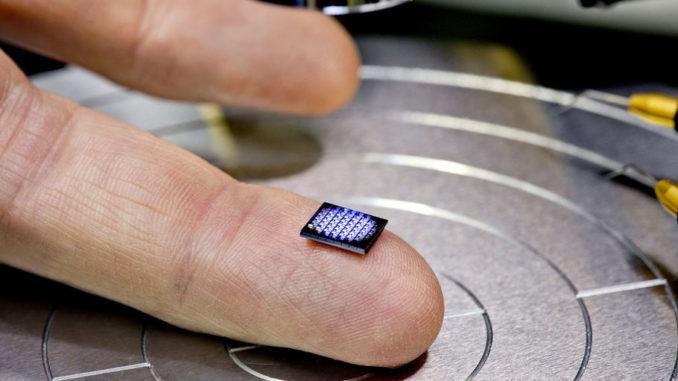 IBM präsentiert den weltweit kleinsten Computer