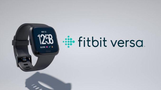 Neue Smartwatch von Fitbit