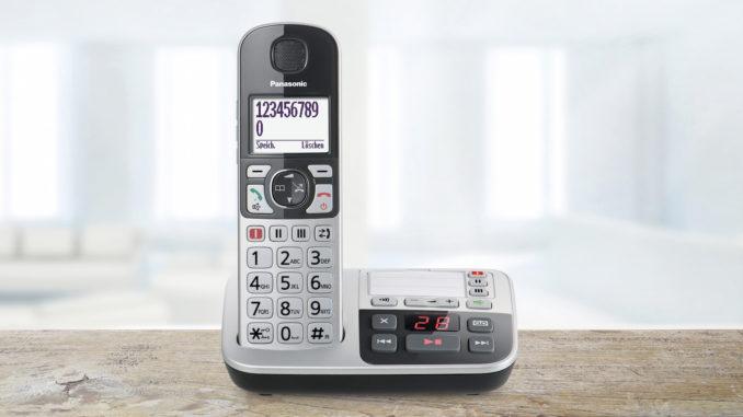 Panasonic Seniorentelefone