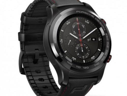 Smartwatch von Porsche Design