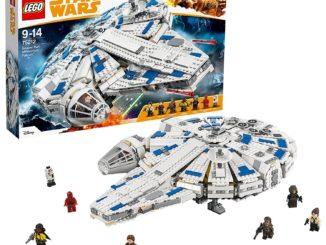 Lego 75212 Kessel Run Millennium Falcon
