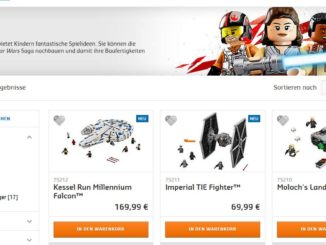 Lego May The 4th – Star Wars Day 2018 bei Lego
