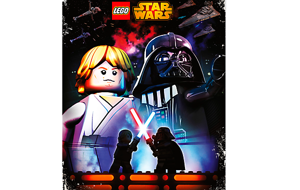 Lego Star Wars Day Poster