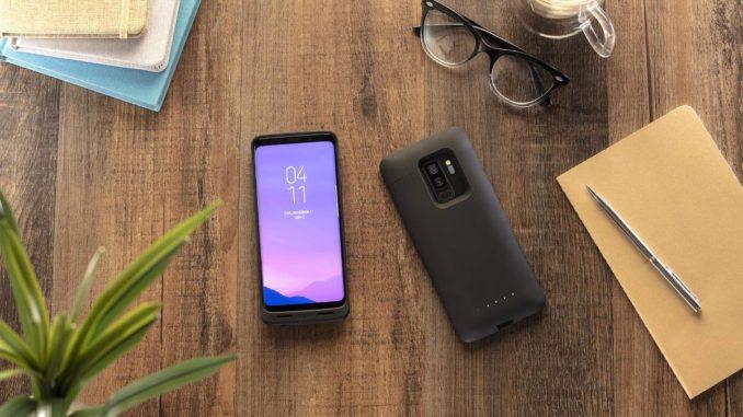mophie präsentiert neues Juice Pack für das Samsung Galaxy S9 & S9+