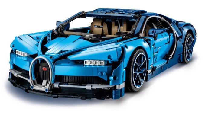 Lego Bugatti Chiron (42083)