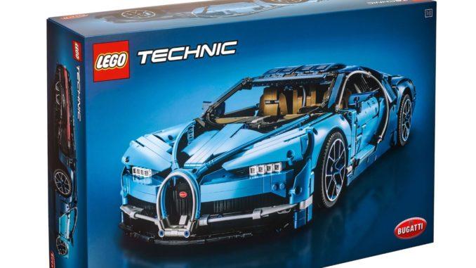 Lego 42083 Bugatti Chiron Verpackung Bild