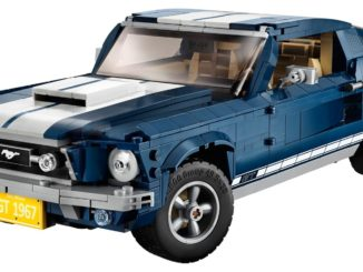 Lego 10265 – Ford Mustang